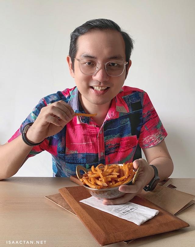 U.S Fries Bonanza 2021 - Let's Indulge In Some Yummy Fries!