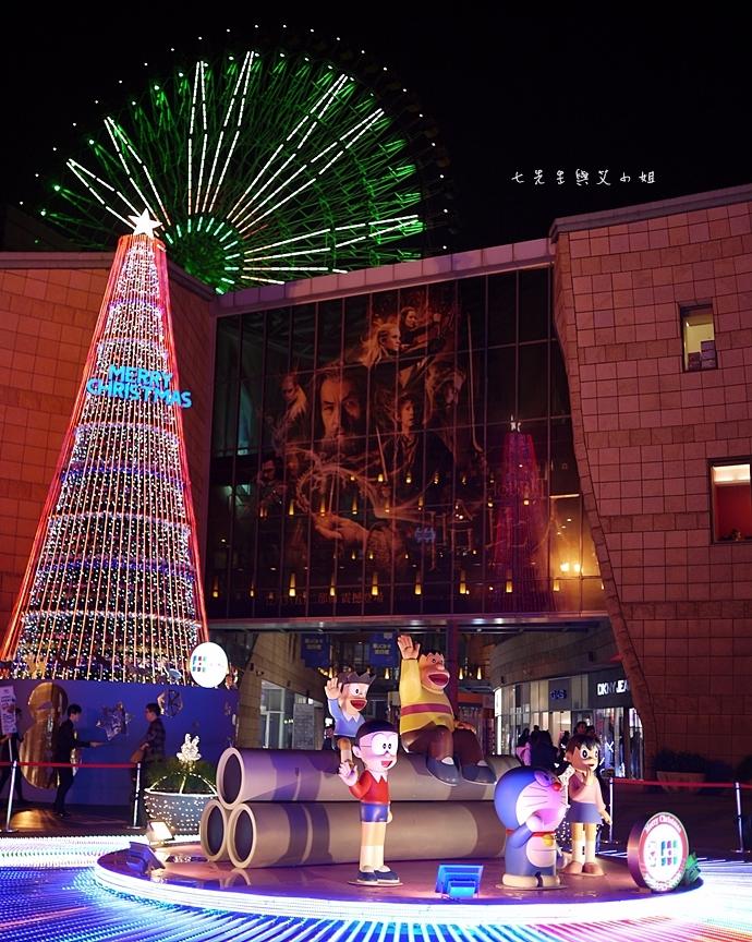 23 美麗華聖誕樹