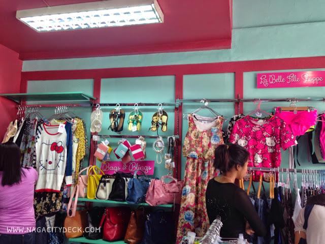 7f265ca3a CaLee Boutique Naga ~ Naga City Deck