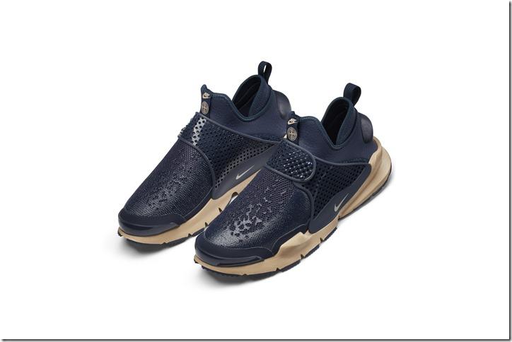 NikeLab x Stone Island Sock Dart Mid_9