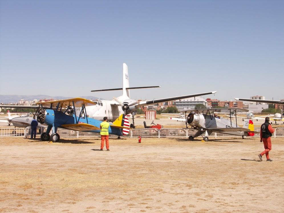"""Exhibición aerea de la Fundación """"Infante de Orleans"""". PICT0423"""