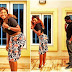 Adorable photos of Yvonne Jegede and husband goofing around