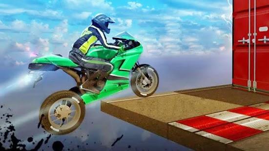 Moto Bike Stunt:Impossible Track Game - náhled