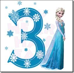 cumpleaños elsa de frozen 7(8)