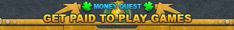 Money Quest : Get paid to play games