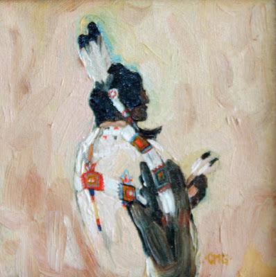 """""""Taos Pueblo Dancer"""""""