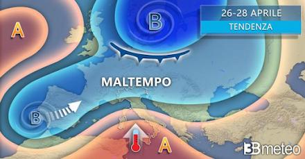 Άνοδος της θερμοκρασίας πάνω από τα φυσιολογικά για την εποχή στην Νοτιοανατολική Ευρώπη τις επόμενες ημέρες