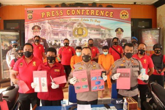 Polisi Bali Buru Buronan Pembobol ATM Lintas Provinsi