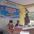 Persiapkan Pilkades, Desa Parungsari Adakan Rapat Pembentukan Panitia