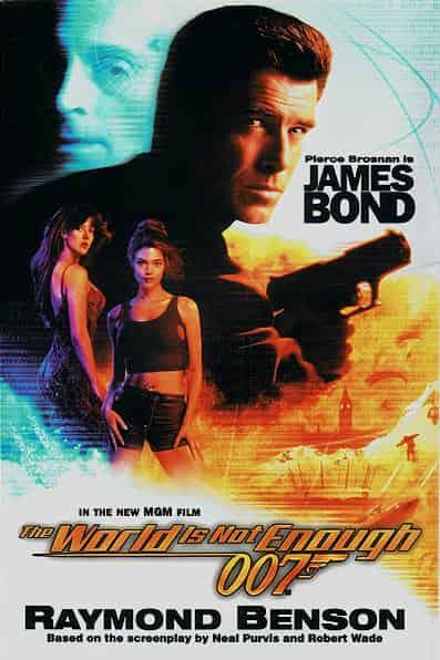 Điệp Viên 007: Thế Giới Không Đủ