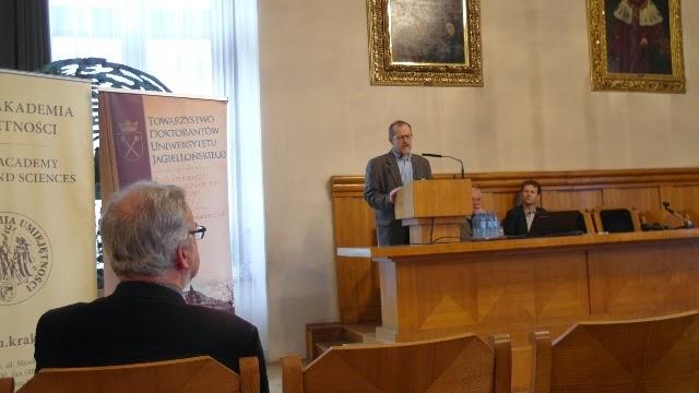 Konferencja Metody geofizyczne w archeologii polskiej (fot. J. Karmowski, K. Kiersnowski) - geof%2B%252811%2529.JPG