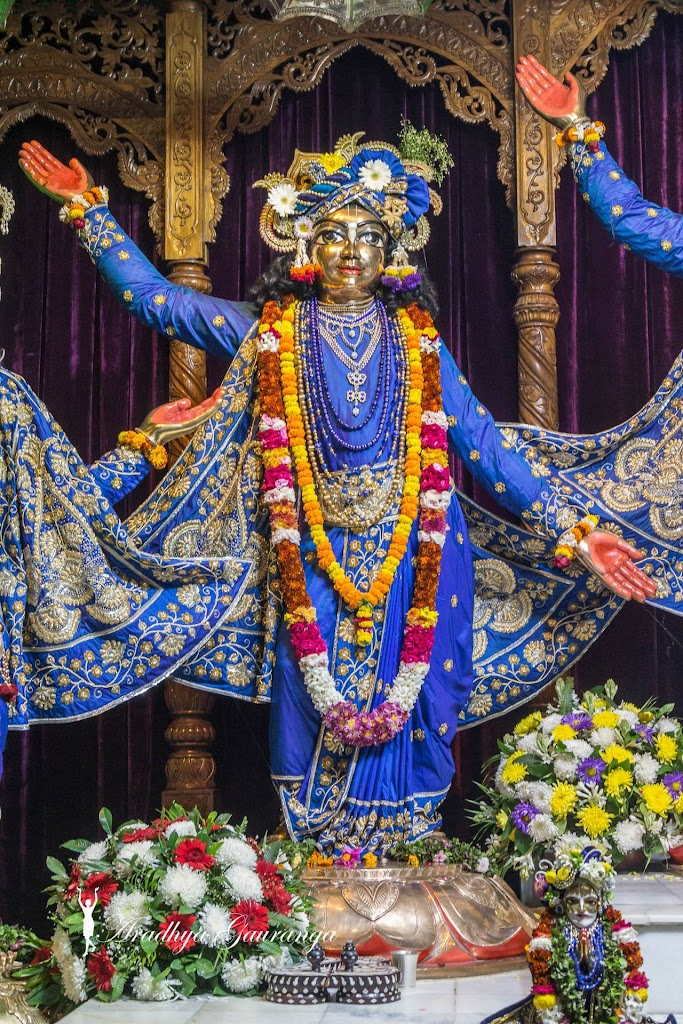 ISKCON Mayapur Deity Darshan 31 Dec 2016 (49)