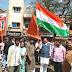 आतंकवादियों पर भारत की सर्जिकल स्ट्राइक पर जश्न  विधायक दिलीप सिंह परिहार व भाजपा कार्यकर्ताओं ने मनाया भारत की जीत का जश्न,तिरंगे के साथ जमकर की आतिश बाजी ।