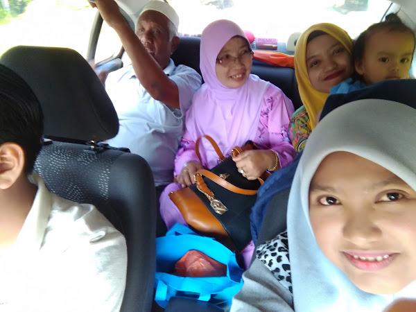 Alhamdulillahhhh,tercapai hasrat...Family trip 2018