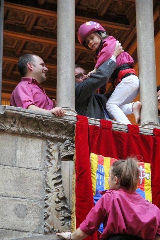 19è Aniversari Castellers de Lleida. Paeria . 5-04-14 - IMG_9607.JPG