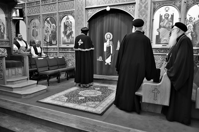 His Holiness Pope Tawadros II visit to St. Mark LA - DSC_0147.JPG