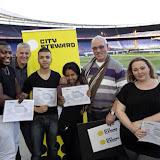 Uitreiking Certificaten City Steward