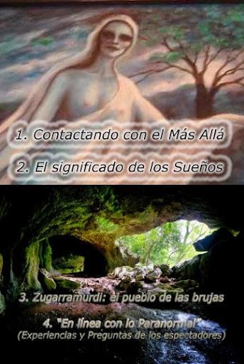 Más Allá de la Realidad Televisión – Audio del Programa nº4 – 1×4 – 11/1/2015