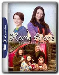 Home Alone 5: The Holiday Heist - ở nhà một mình 5