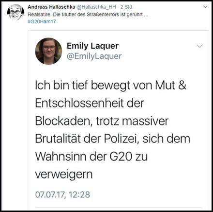 G20 Tweet