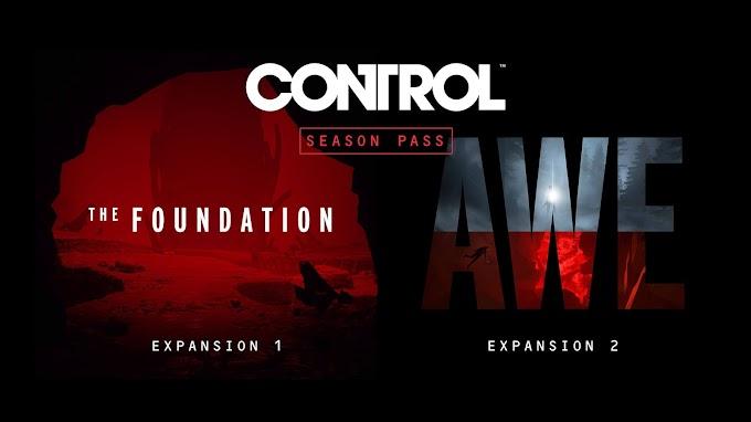 AnáliseMorte: Control - DLC's (The Foundation e AWE)
