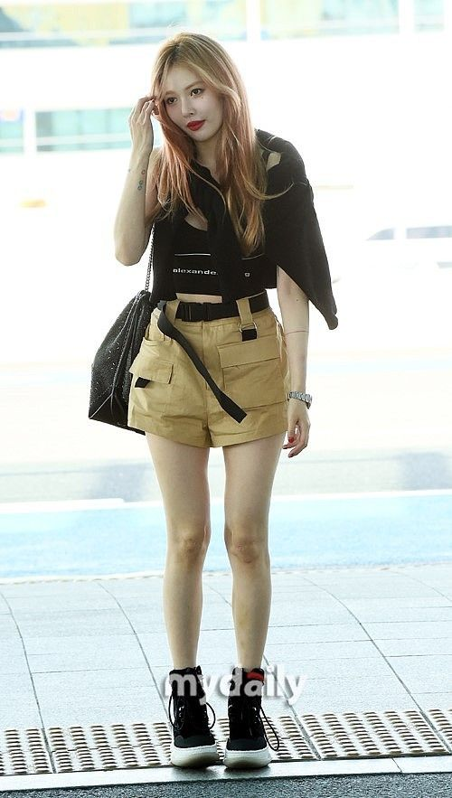 hyuna fashion 1
