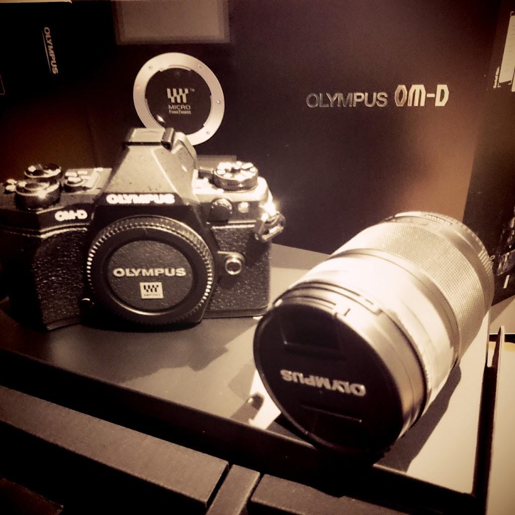 OM-D E-M5 Mark II-レンズ