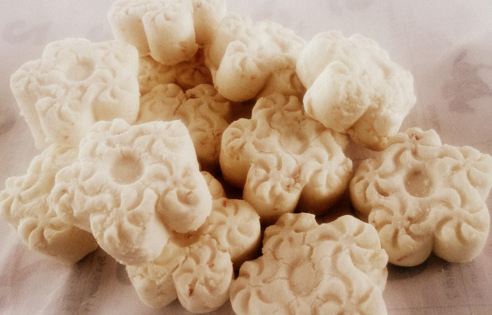 Cara buat resepi Biskut Bangkit Cheese - INA MURNI ENTERPRISE