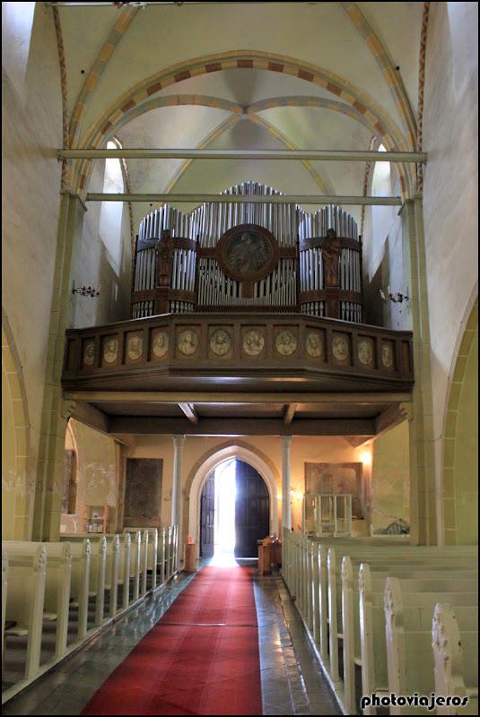 iglesia de San Juan en Cēsis