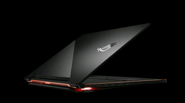 The World's Slimmest Gaming Laptop is Asus Zephyrus