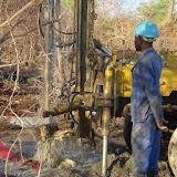 Waterbron drillen
