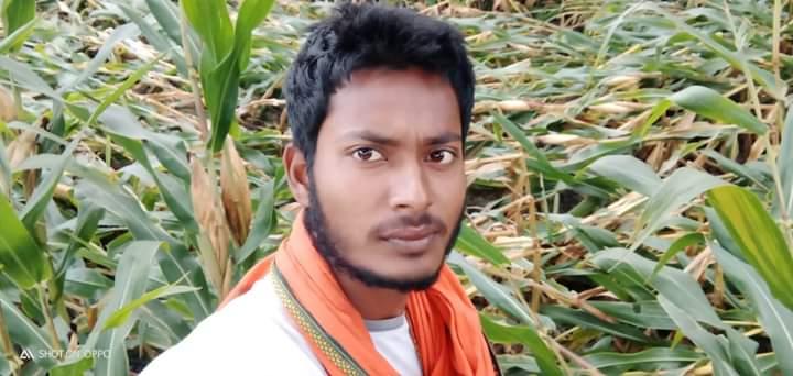 समस्तीपुर में किसान का कर्ज माफ करने की अपील सरकार से की: अंकित सिंह।