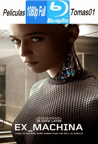 Ex Machina (2015) BRRipFull 1080p