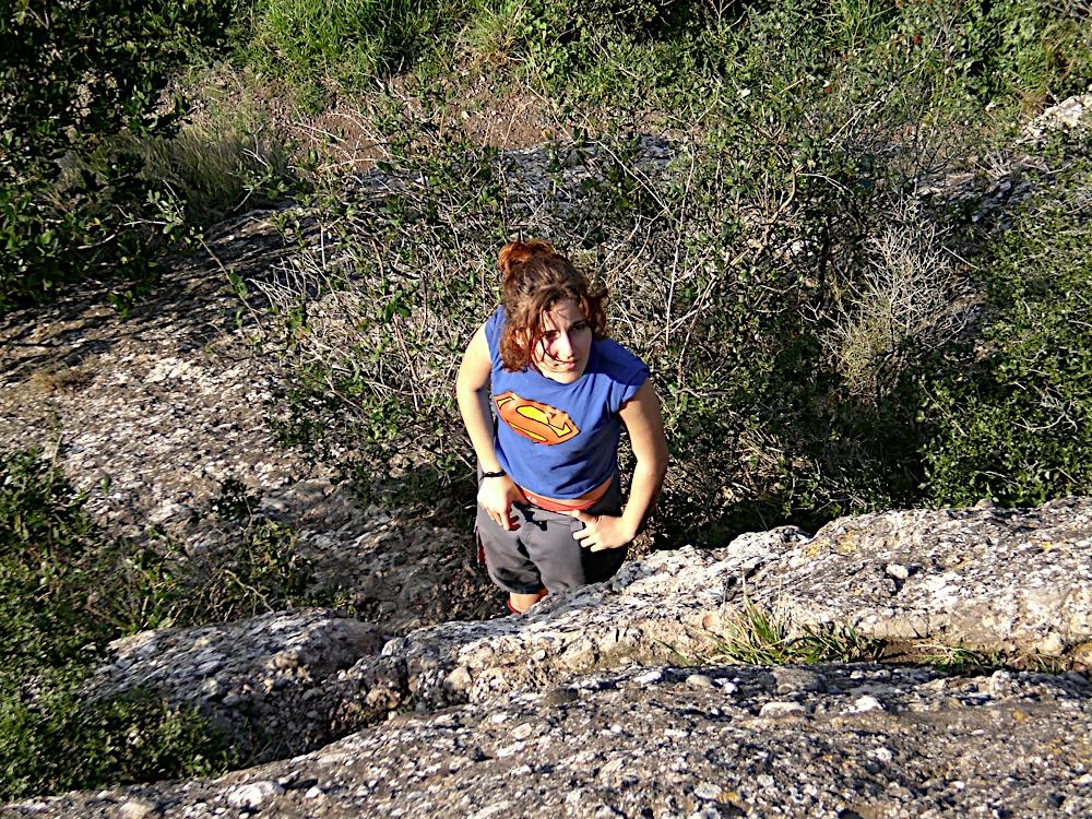 Sortida Sant Salvador de les espasses 2006 - CIMG8274.JPG