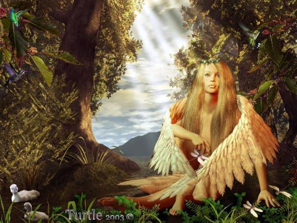 Beautiful Angel Magick, Angels 2