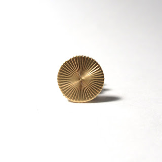 14K Gold Lapel Pin