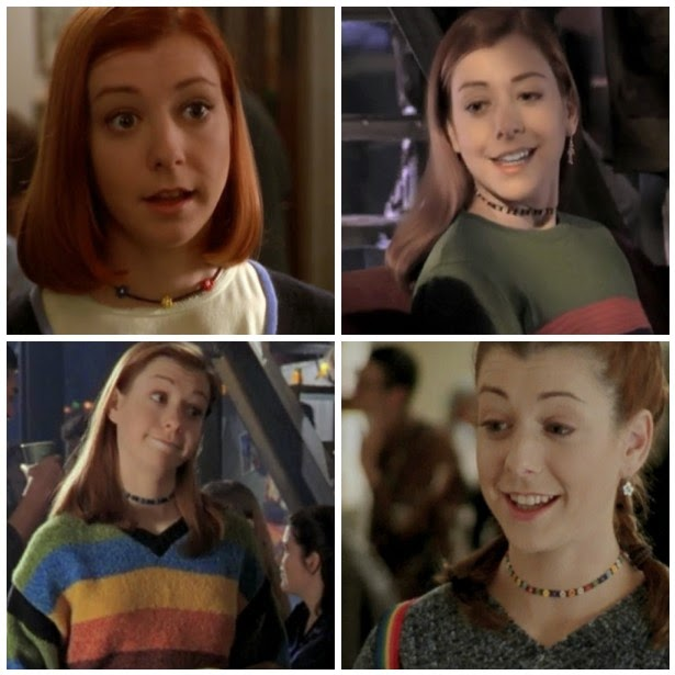 Willow Rosenberg's Beaded Jewelry