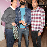 WWW.ENTSIMAGES.COM -   Rachelle Constant, Sarmad Masud and Himesh Patel (winners)    at    London Calling Showcase at BFI Southbank September 11th 2014Ceremony celebrating the best short films from all areas of London, voted for by the public                                                 Photo Mobis Photos/OIC 0203 174 1069