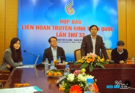 Liên hoan truyền hình toàn quốc lần thứ 33 sẽ diễn ra tại Quảng Ninh - DIENANH24G Liên hoan truyền hình toàn quốc lần thứ 33 sẽ diễn ra tại Quảng Ninh