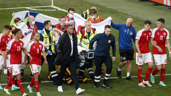 'Christian Eriksen Unlikely To Play Football Again' – Sports Cardiologist Says