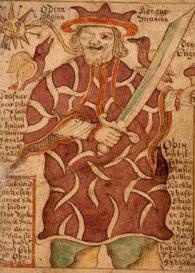 Cover of Hrafnagaldr Odi's Book Odin Ravens Song