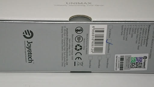DSC 1831 thumb%25255B2%25255D - 【MOD】初心者御用達「Joyetech UNIMAX 25スターターキット」レビュー。大容量3000mAhでビギナーに最適な25mm MOD。