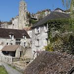 Lavoir et tour Saint-Thugal