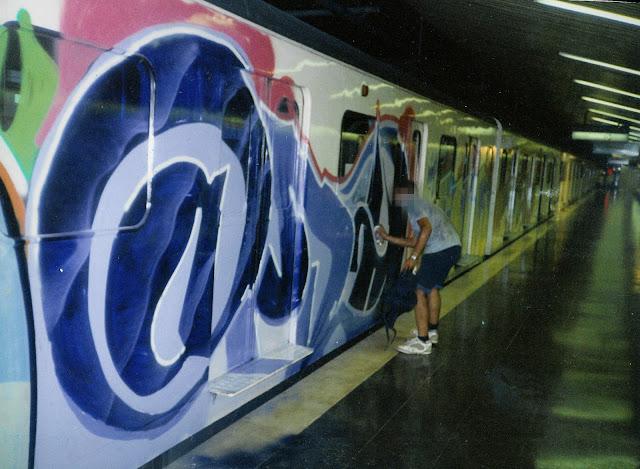 4 Ami Metro Bcn