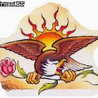 sun rose - Eagles Designs