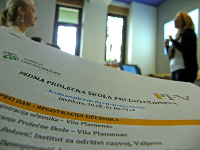 Prolećna škola preduzetništva, Divčibare, jun 2014. - 1.JPG