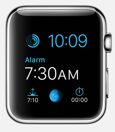 Apple Watch default face