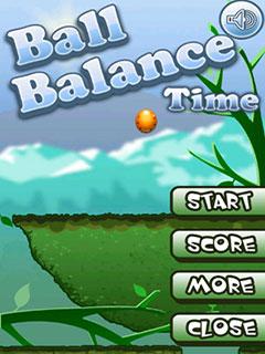 Ball Balance Time [By Manotech Software] BB1