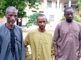 KATSINA: Repentant Bandits Apprehended In  Robbery
