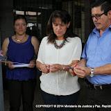 INAUGURACIÓN DE OBRAS COMPLEMENTARIAS EN EL CENTRO DE ATENCIÓN INSTITUCIONAL PUNTARENAS